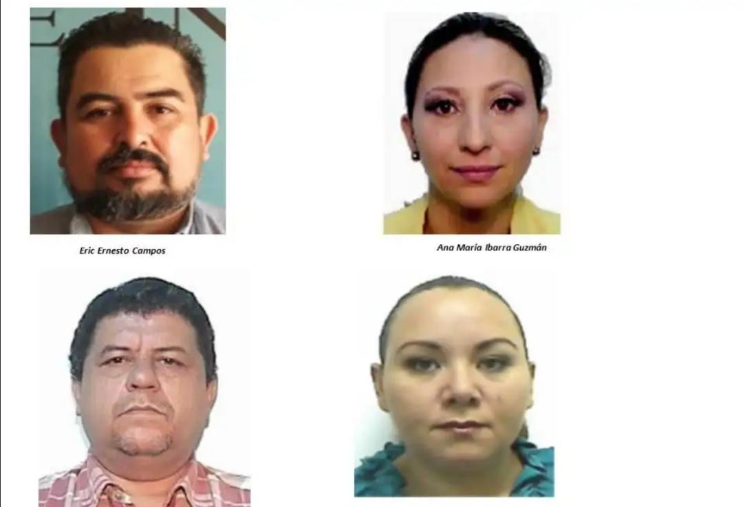 Capturados estafadores en El Salvador