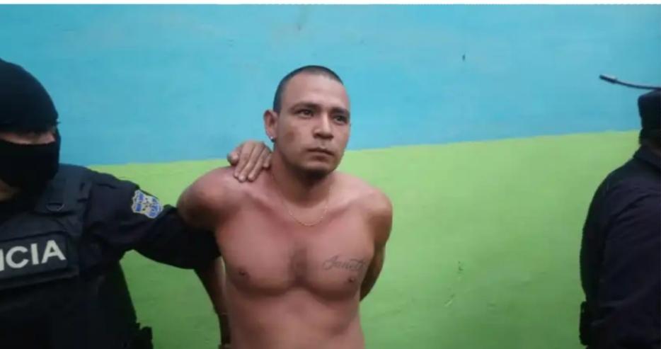 PNC captura sicario en Ilopango