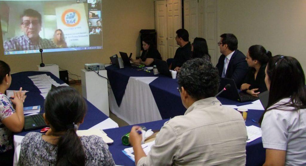 Asociaciones de Salvadoreños en el exterior inician proceso de selección para formar parte de CONMIGRANTES