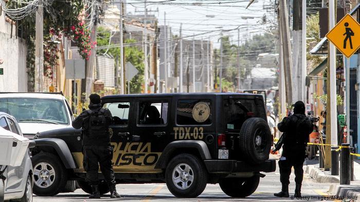 Encuentran 75 bolsas con restos humanos en el estado mexicano de Jalisco