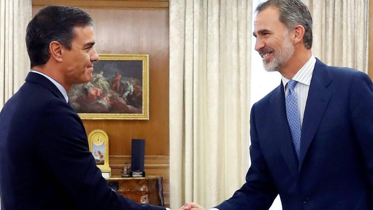 El Rey renuncia a presentar candidato y España se ve abocada a elecciones