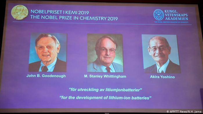 El estadounidense nacido en Alemania John B. Goodenough gana el Nobel de Química