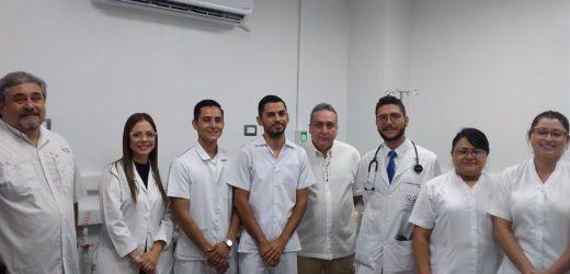 Hospital Cáder pone a disposición de sus usuarios la Unidad de Nefrología