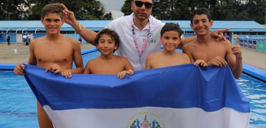 La natación saca pecho en los Juegos del Codicader 2019 Nivel Primario Inclusivos