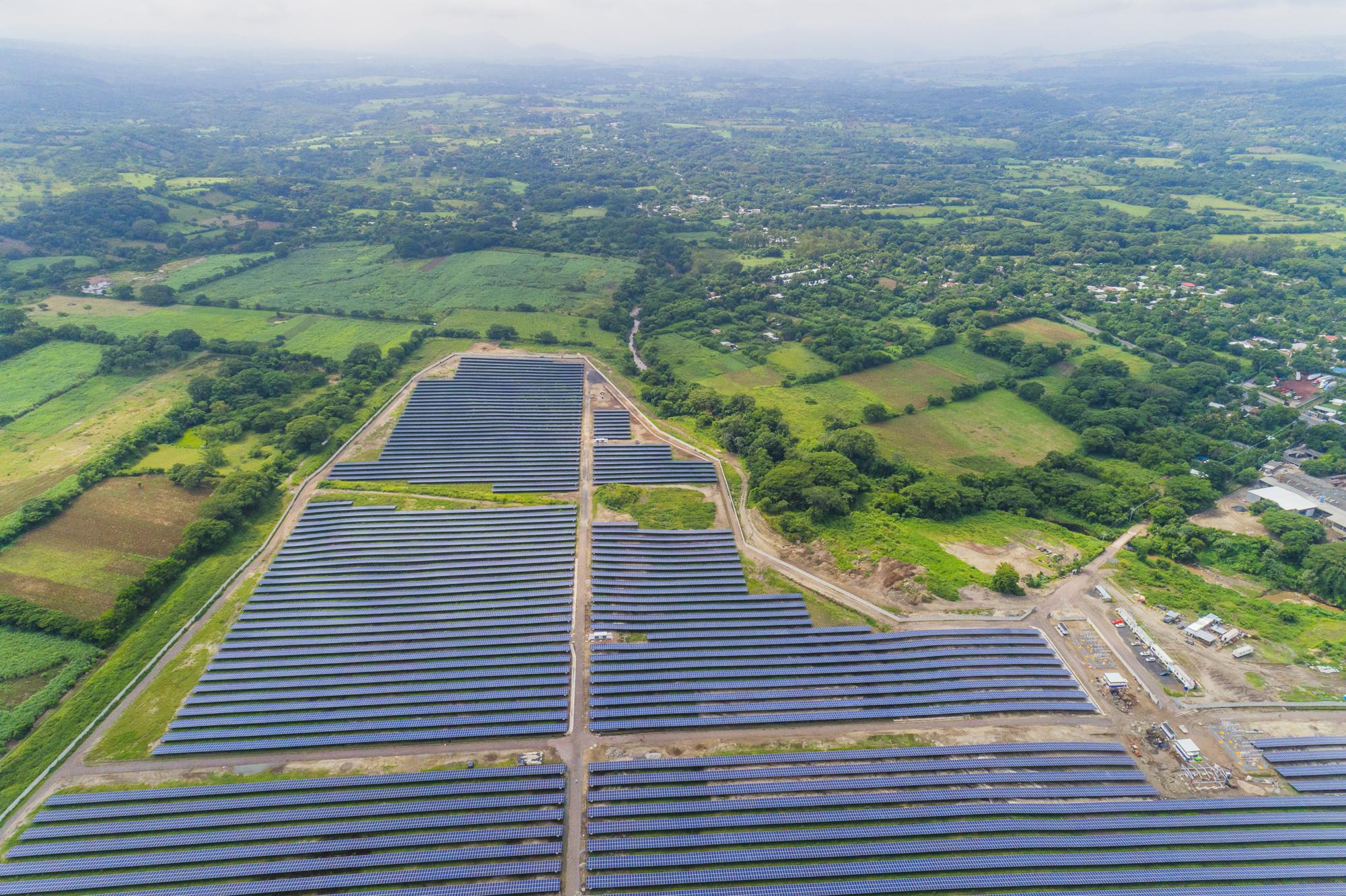 Bósforo entrega 100 MW de energía sostenible