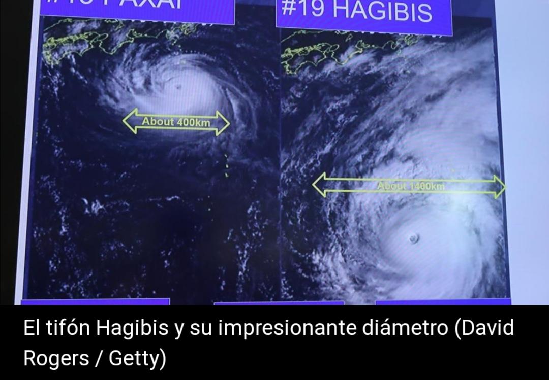 Japón cancela cientos de vuelos y trenes ante a llegada del supertifon Hagibis
