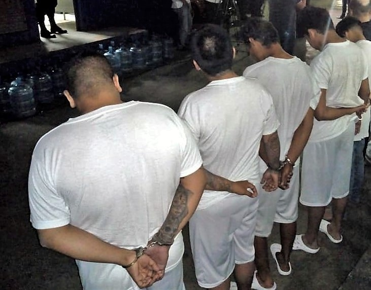 Sentencian a asesinos de agente de la PNC Javier Antonio Díaz Portillo, quien ademas fue desmembrado.