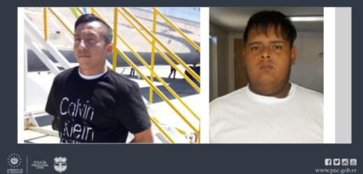 Caen en aeropuerto internacional de La Paz un feminicida y un homicida deportados de EE UU