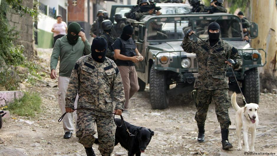 """Honduras: ¿a un paso de ser """"narcoestado""""?"""