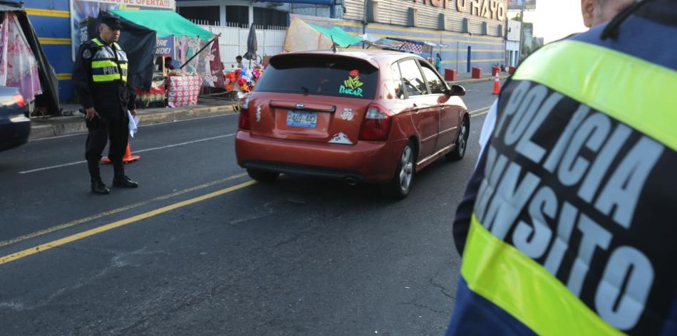 Más de 1,700 conductores peligrosos detiene la policía en 2019 a nivel nacional