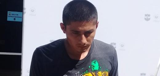 Mientras tramitaba una solvencia policial cae en Santa Ana acusado de estafa