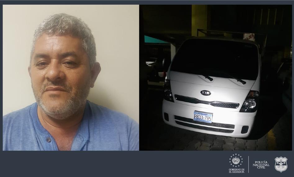 Tras oportuna denuncia, investigadores y policías tácticos atrapan a estafador en San Salvador