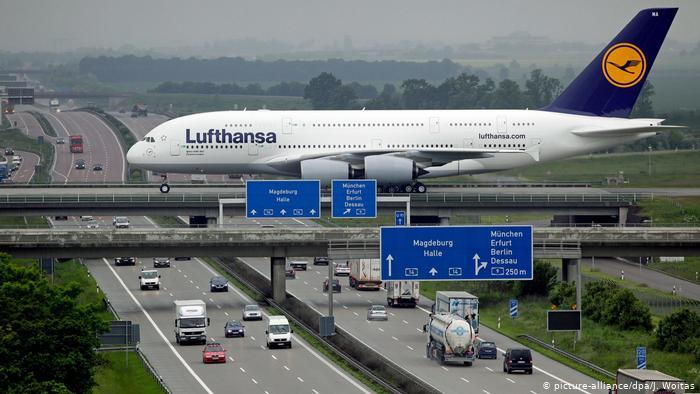 Lufthansa cancela 1.300 vuelos por huelga