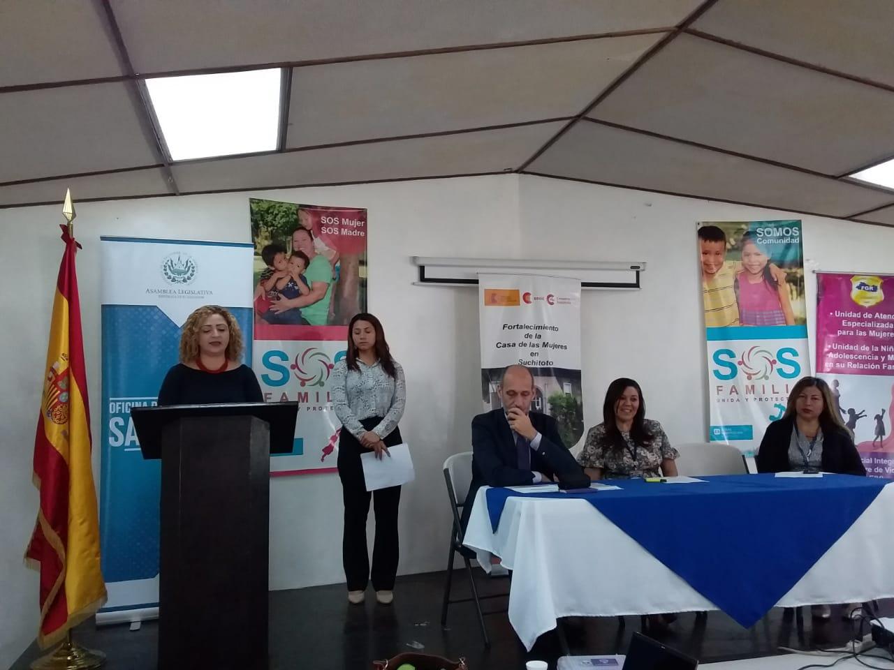 Inauguran Diplomado especializado en prevención y atención en violencia de género y feminicidio
