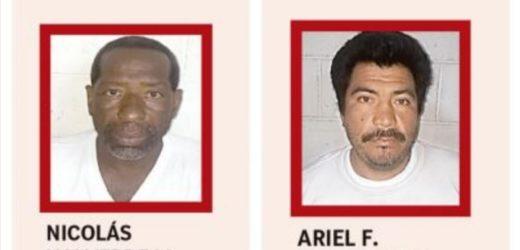 Diferentes condenas con prision