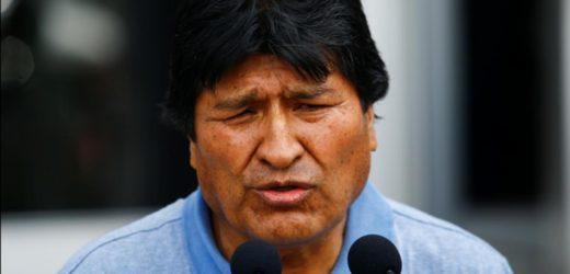 Evo Morales: El triste fin de un icono