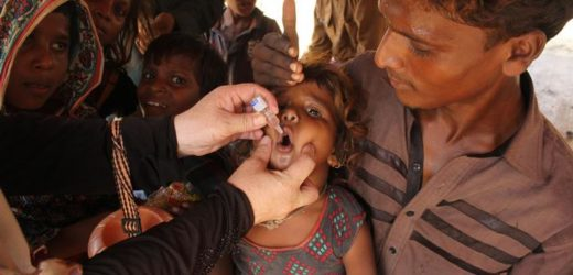 Poliomielitis: un virus que sigue amenazando a la humanidad