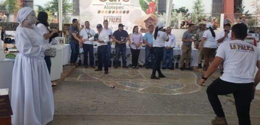 Concluyó Primer festival del Café Cordillera Alotepec