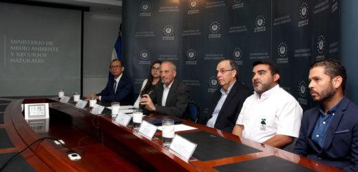 MARN y Fundación Coatepeque firman convenio de cooperación técnica