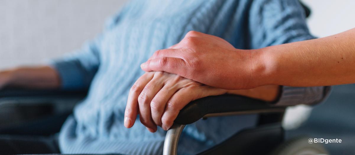 Cuando el envejecimiento y la discapacidad van de la mano