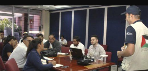 Especialistas del estado de Palestina capacitan a técnicos del MAG en diferentes áreas agropecuarias