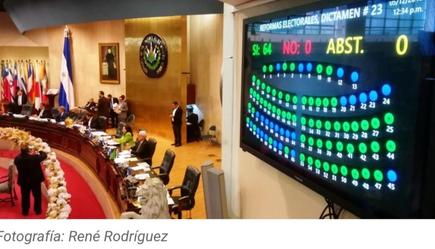 Diputados superan Veto presidencial para elegir a los alcaldes por rostro