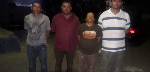 Ladrones son detenidos en flagrancia durante horas de la madrugada – Santa Ana