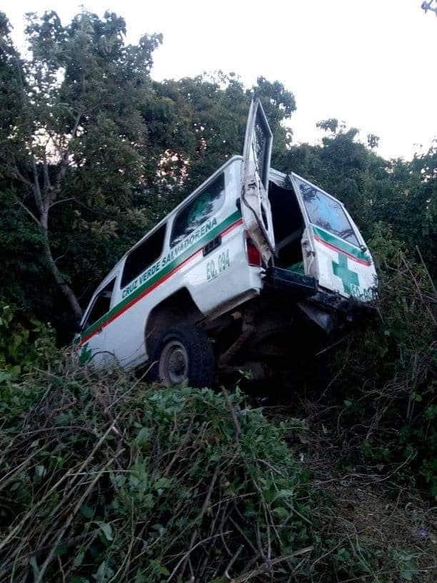 Cruz Verde El Congo sin ambulancias para atender emergencias