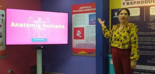 Inauguran sala interactiva en el Museo de Anatomía Humana de UNASA