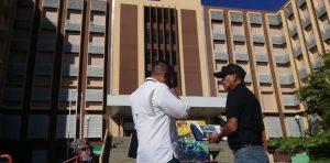 Fiscalía coordina exhumación de restos de estudiantes enterrados en la UES