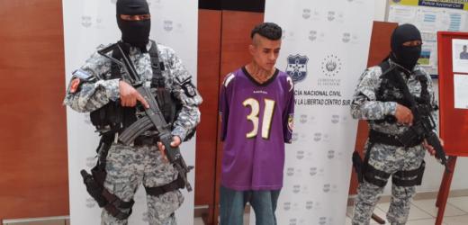 Cabecilla capturado por homicidio planificaba atentado contra puesto de Huizúcar