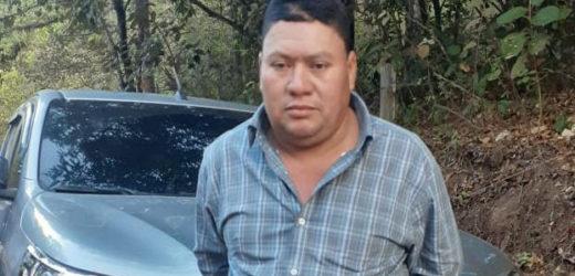 Cae hondureño y salvadoreño en Morazán con $10.000 de lácteos de contrabando