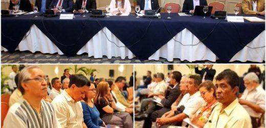 Divulgan anteproyecto de ley de justicia transicional