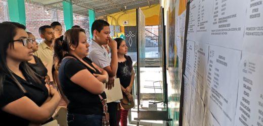 Más de un centenar de personas en busca de empleo en Chalchuapa