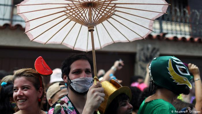 Brasil confirma primer caso de coronavirus en América Latina