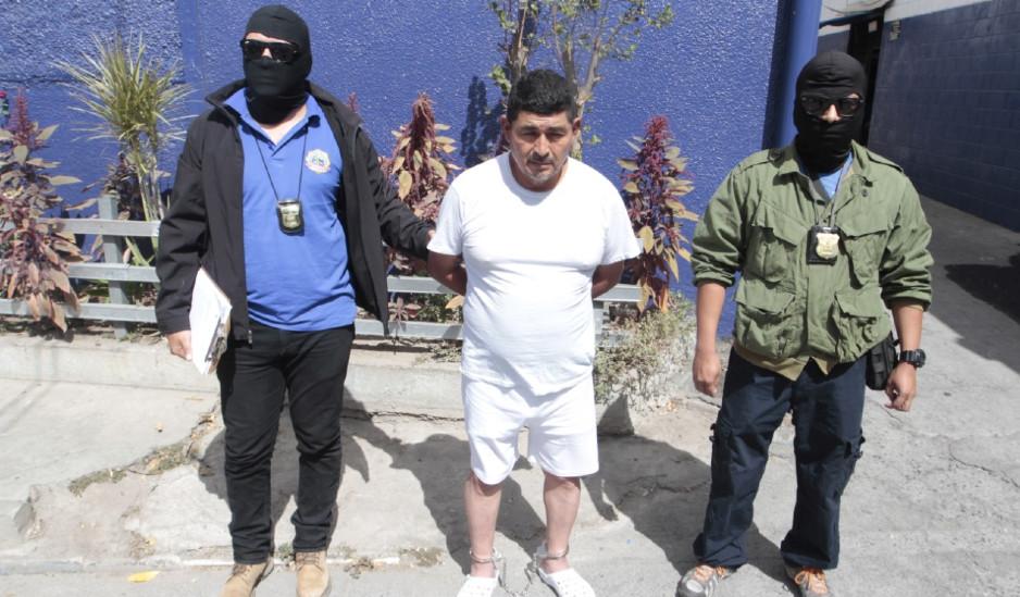Policía remite ante tribunal a acusado de violar a 4 menores de edad en Mejicanos