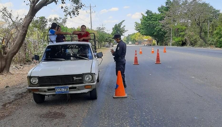 Policía descarta cierre de carreteras en el país