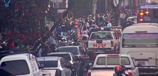 Entrega de subsidio económico por crisis de COVID19, puede ser el detonante para contagio masivo en El Salvador
