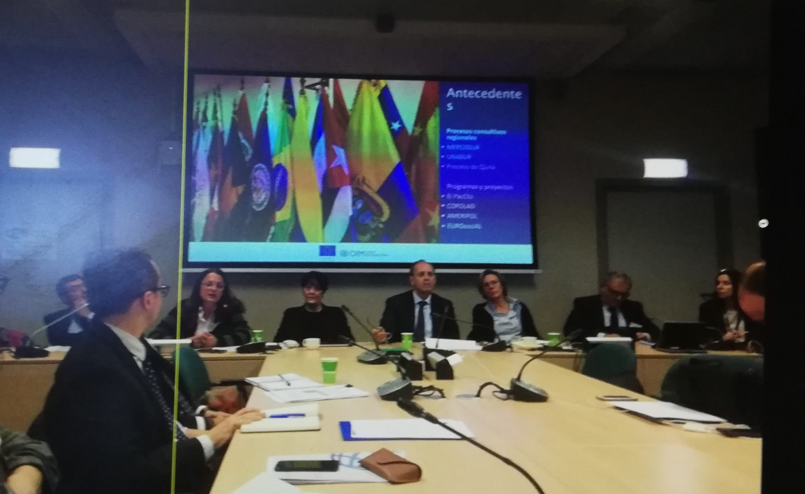 La cooperación internacional apoya la gestión de fronteras en América Latina