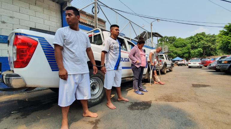 Policía de Sonsonate llama a personas víctimas de extorsionistas a denunciar