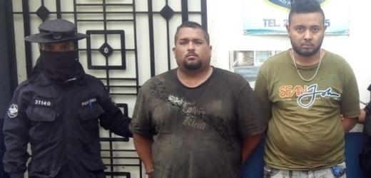 Policías rurales detiene a dos hombres que hurtaron vehículo en Cuscatlán