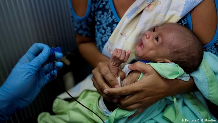 El coronavirus amenaza en América Latina con muerte y hambre