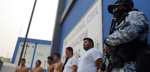 En La Paz detienen a pandillero con más de 200 porciones de crack