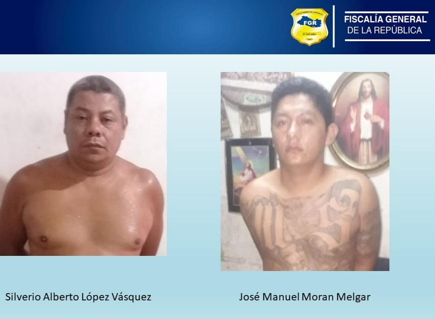 Decretan instrucción con detención contra cuatro pandilleros por homicidio y robo en Santa Ana