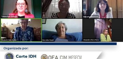 Encuentro de Alto Nivel reúne a altas autoridades internacionales en materia de violencia contra las mujeres y derechos humanos