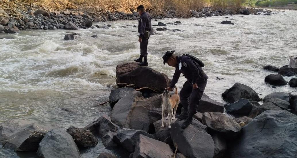 Patrullan zona fronteriza de Santa Ana y Ahuachapán con Guatemala para seguridad de la ciudadanía