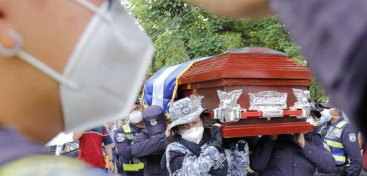 """""""Fue una mujer con alto espíritu de servicio y guerrera"""": agente fallecida en accidente en redondel Integración"""