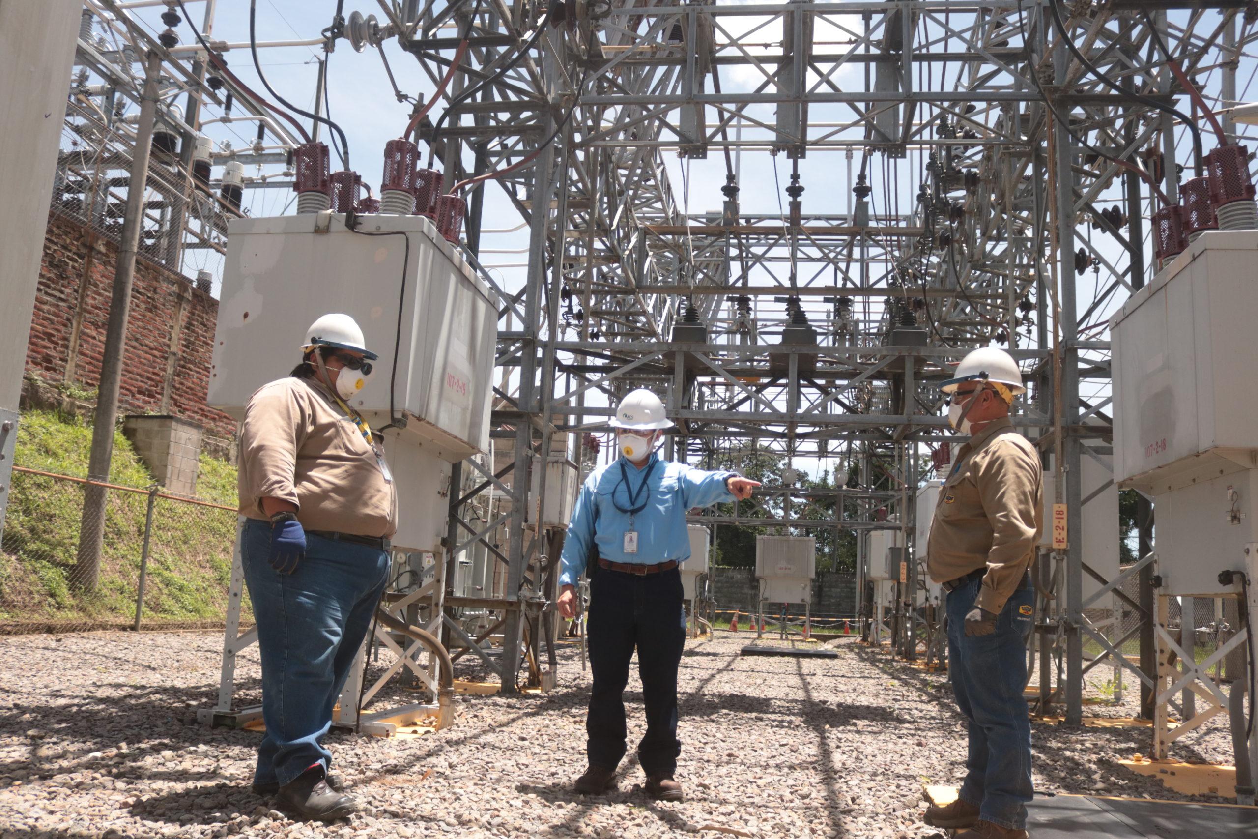 AES emplea moderna tecnología en su servicio