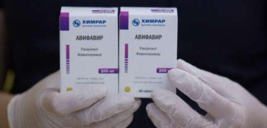 El Avifavir, el fármaco ruso contra el covid-19, llega a las clínicas de Rusia