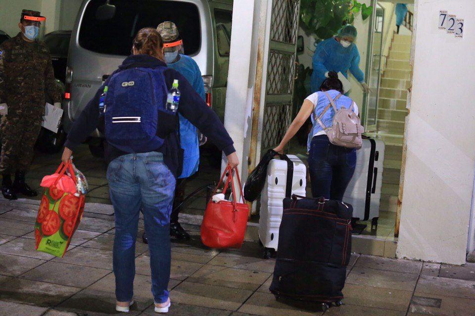 Gobierno de El Salvador repatria a salvadoreños procedentes de Honduras